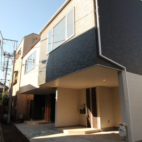 目黒区目黒本町の戸建て住宅:B
