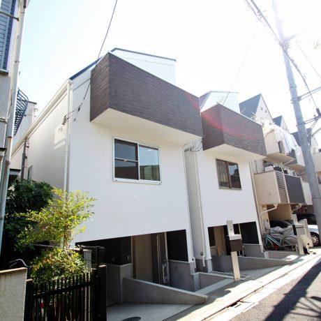 世田谷の住宅:A