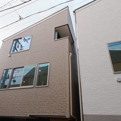 世田谷区船橋1の戸建て住宅:B