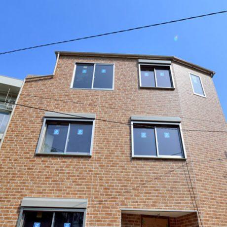 目黒区下目黒6の戸建て住宅