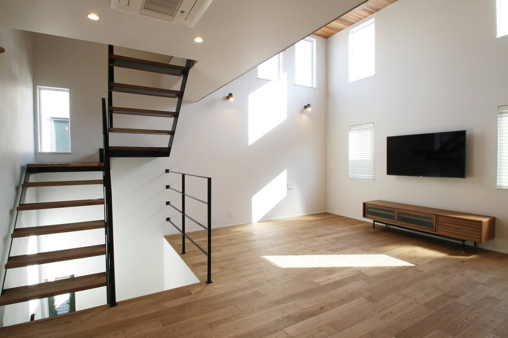 新築住宅の階段事例特集