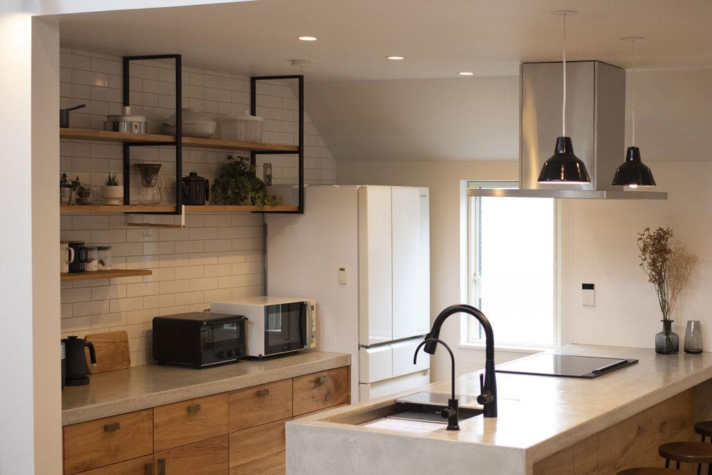 I型・アイランド型・ペニンシュラ型etc…気になるキッチンの種類と上手なつくり方!