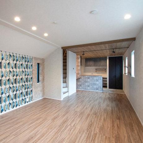 渋谷区の戸建て住宅