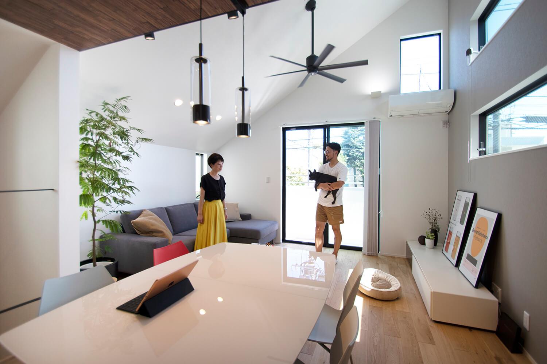 日当たりのいい家ってどんな家?ライフスタイル、方角、間取りから考える